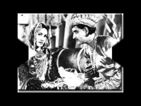 Thokare Khaai Mohabbat Mein Lyrics - Khursheed Bano