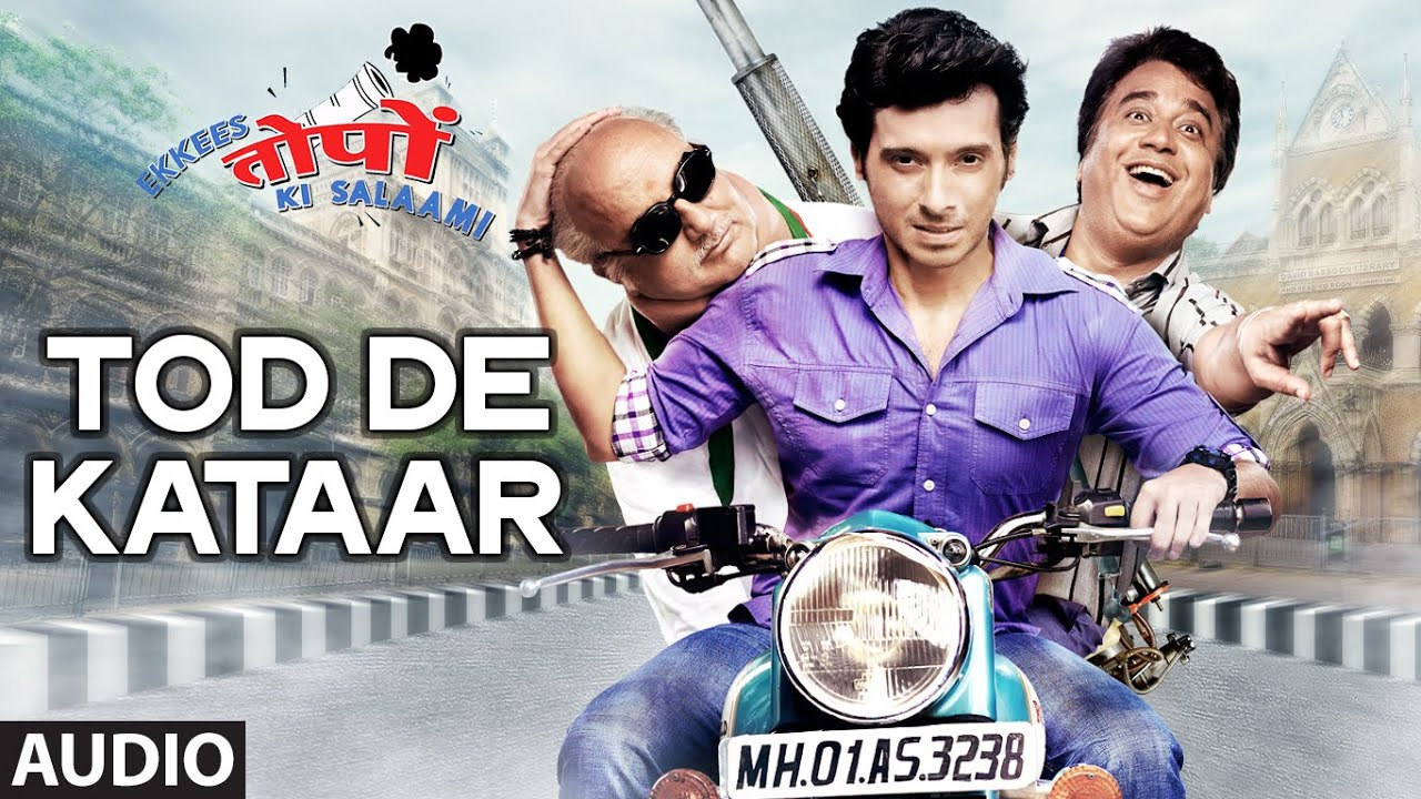 Tod De Kataar Lyrics - Divya Kumar, Labh Janjua, Ram Sampath