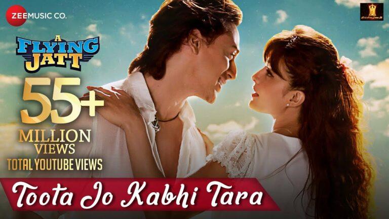 Toota Jo Kabhi Tara Lyrics - Atif Aslam, Sumedha Karmahe