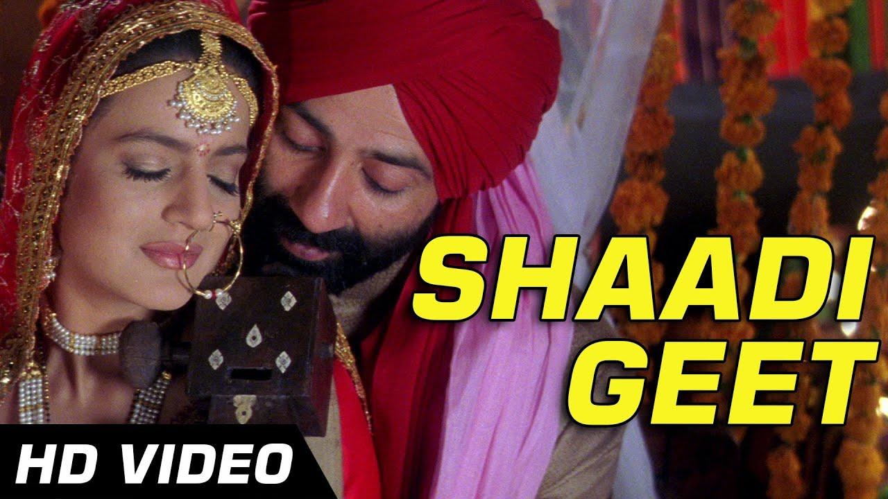 Traditional Shaadi Geet Lyrics - Preeti Uttam Singh