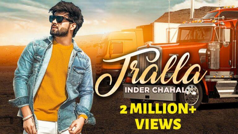 Tralla (Title) Lyrics - Inder Chahal
