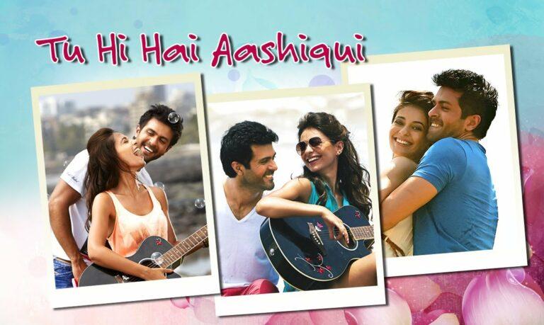 Tu Hi Hai Aashiqui Lyrics - Arijit Singh, Palak Muchhal