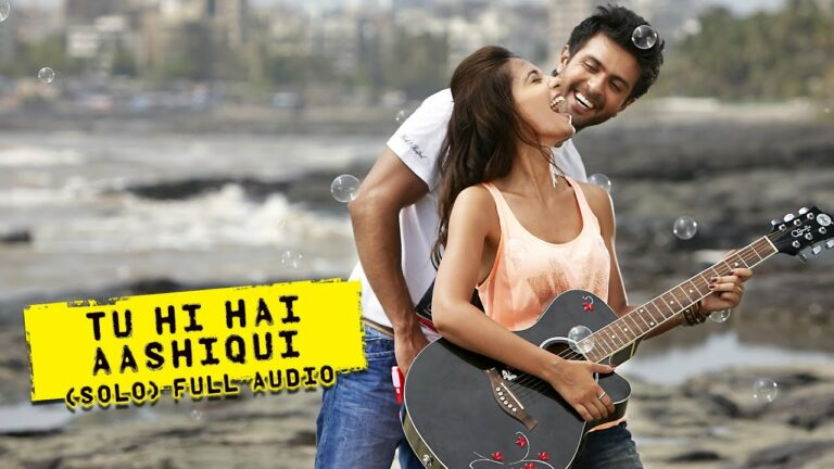 Tu Hi Hai Aashiqui (Solo) Lyrics - Arijit Singh
