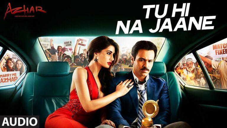 Tu Hi Na Jaane Lyrics - Prakriti Kakkar, Sonu Nigam