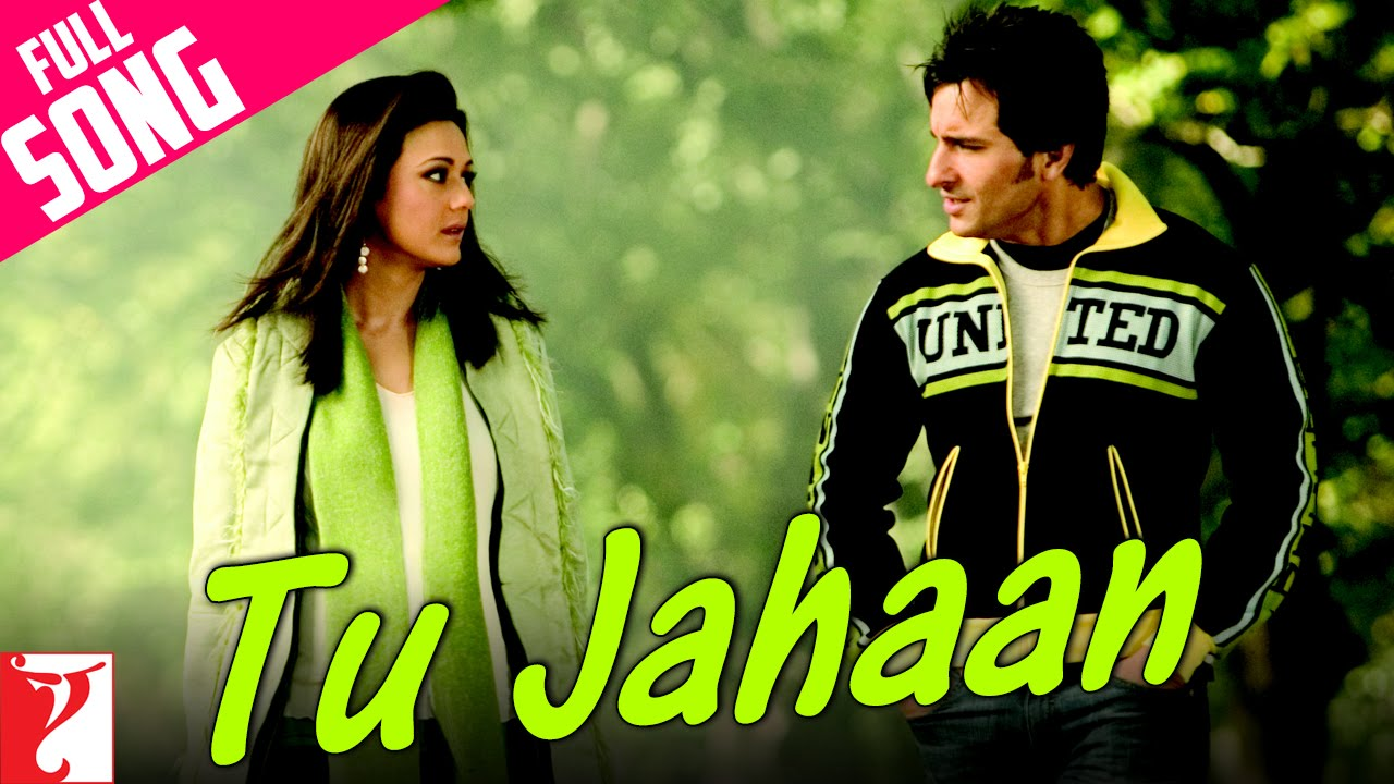 Tu Jahan Lyrics - Mahalakshmi Iyer, Sonu Nigam