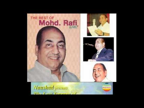 Tu Jo Likhe Kismat Aisi Lyrics - Mohammed Rafi