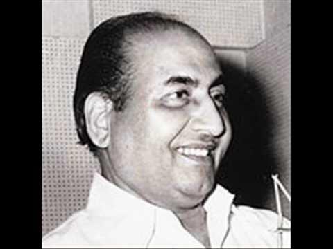 Tu Kahin Aas Paas Hai Dost Lyrics - Mohammed Rafi
