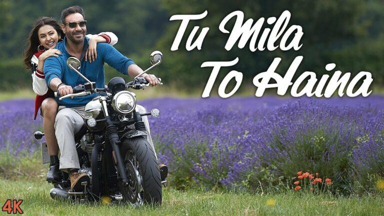 Tu Mila To Haina Lyrics - Arijit Singh