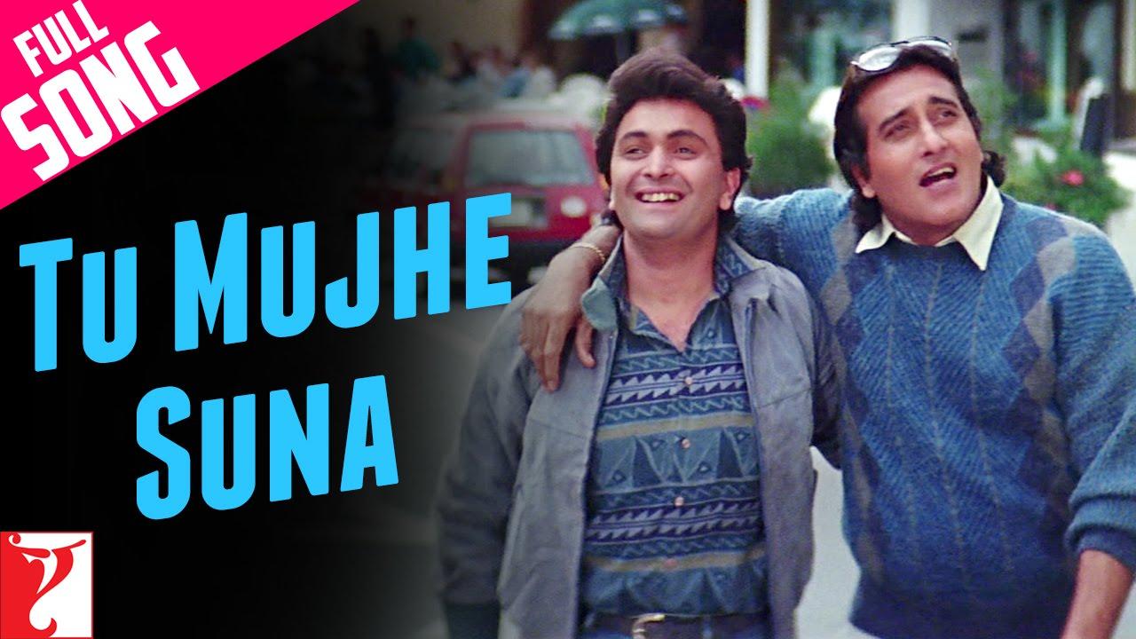 Tu Mujhe Sunaa Main Lyrics - Nitin Mukesh Chand Mathur, Suresh Wadkar