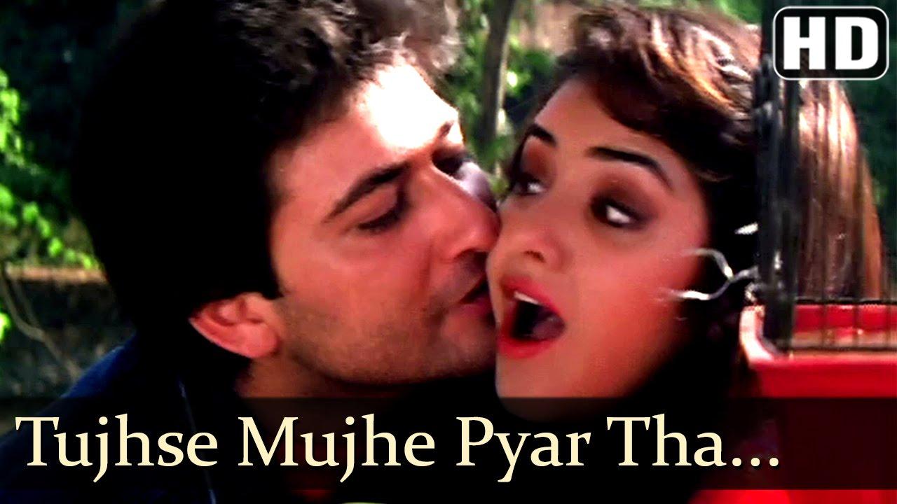 Tujh Se Mujhe Pyar Tha Lyrics - Alka Yagnik, Kumar Sanu