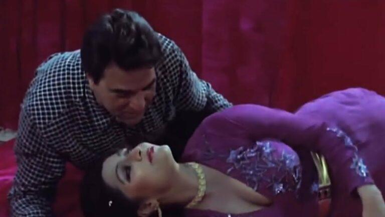 Tujhe Chor Kahoon Ya Qaatil Lyrics - Kishore Kumar