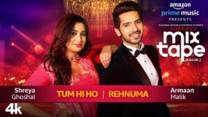 Tum Hi Ho-Rehnuma Lyrics - Armaan Malik, Shreya Ghoshal