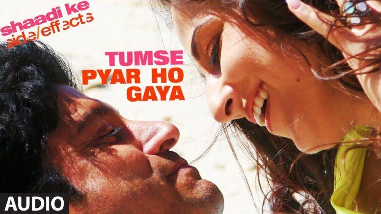 Tumse Pyar Ho Gaya Lyrics - Mili Nair, Neeti Mohan, Nikhil Paul George