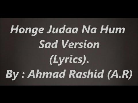 Tune Hi Hasna Sikhaya Lyrics