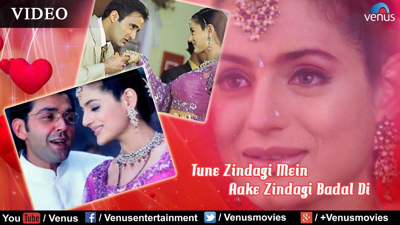 Tune Zindagi Mein Lyrics - Udit Narayan