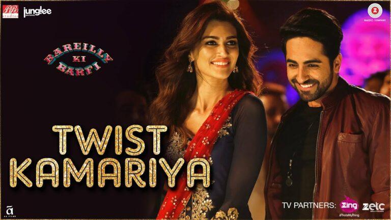 Twist Kamariya Lyrics - Al Ta Mash, Harshdeep Kaur, Tanishk Bagchi, Yasser Desai