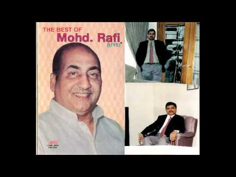 Udhar Se Tu Aa Lyrics - Asha Bhosle, Mohammed Rafi