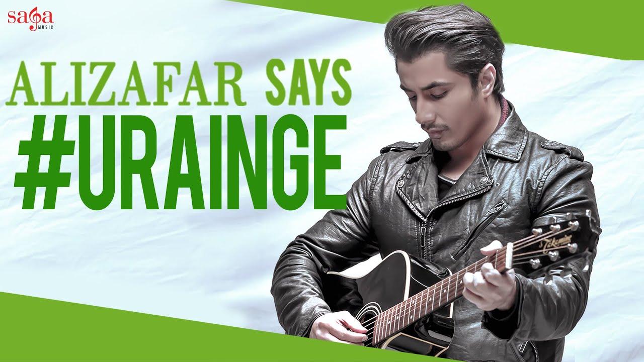 Urainge (Title) Lyrics - Ali Zafar