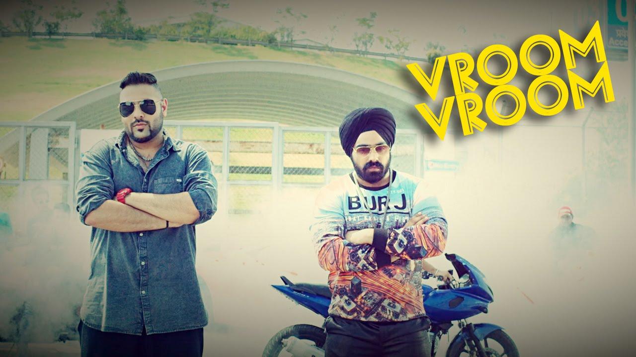Vroom Vroom (Title) Lyrics - Badshah, Simranjeet Singh