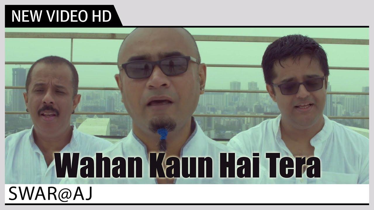 Wahan Kaun Hai Tera (Title)Arnab Chakrabarty Lyrics - Arnab Chakrabarty