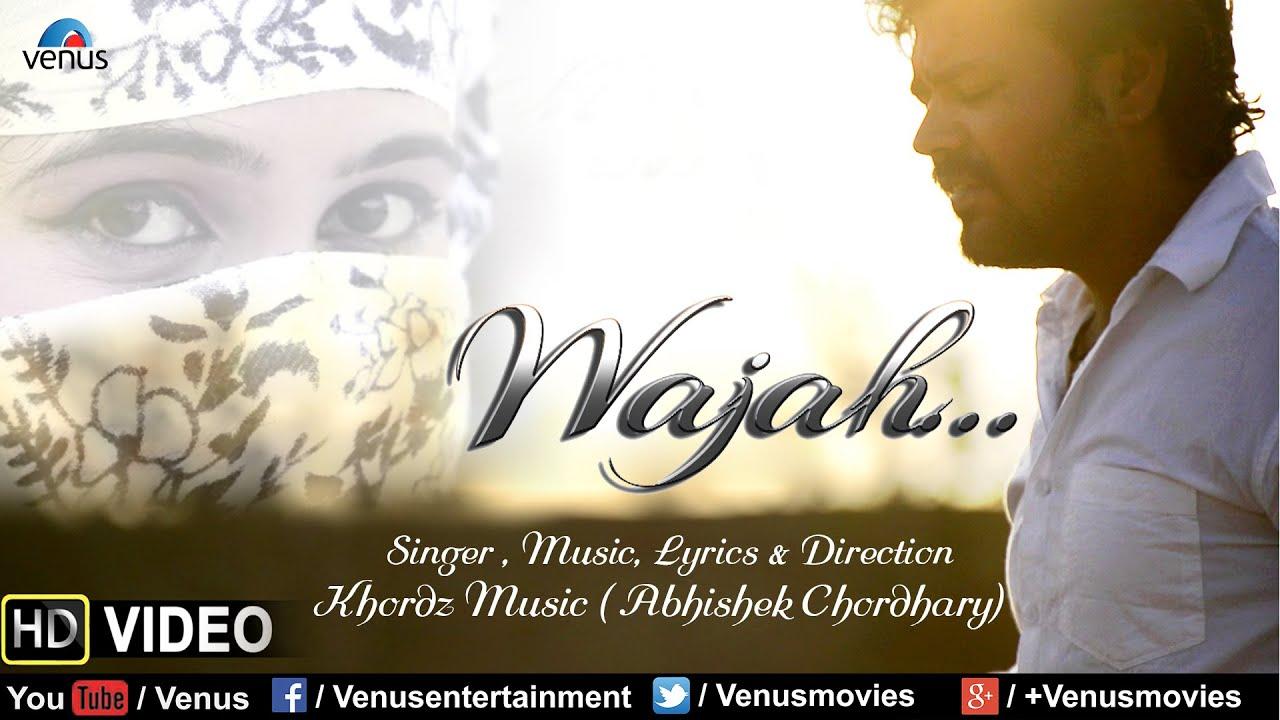 Wajah (Title) Lyrics - Nabnita Saha, Abhishek Choudhary