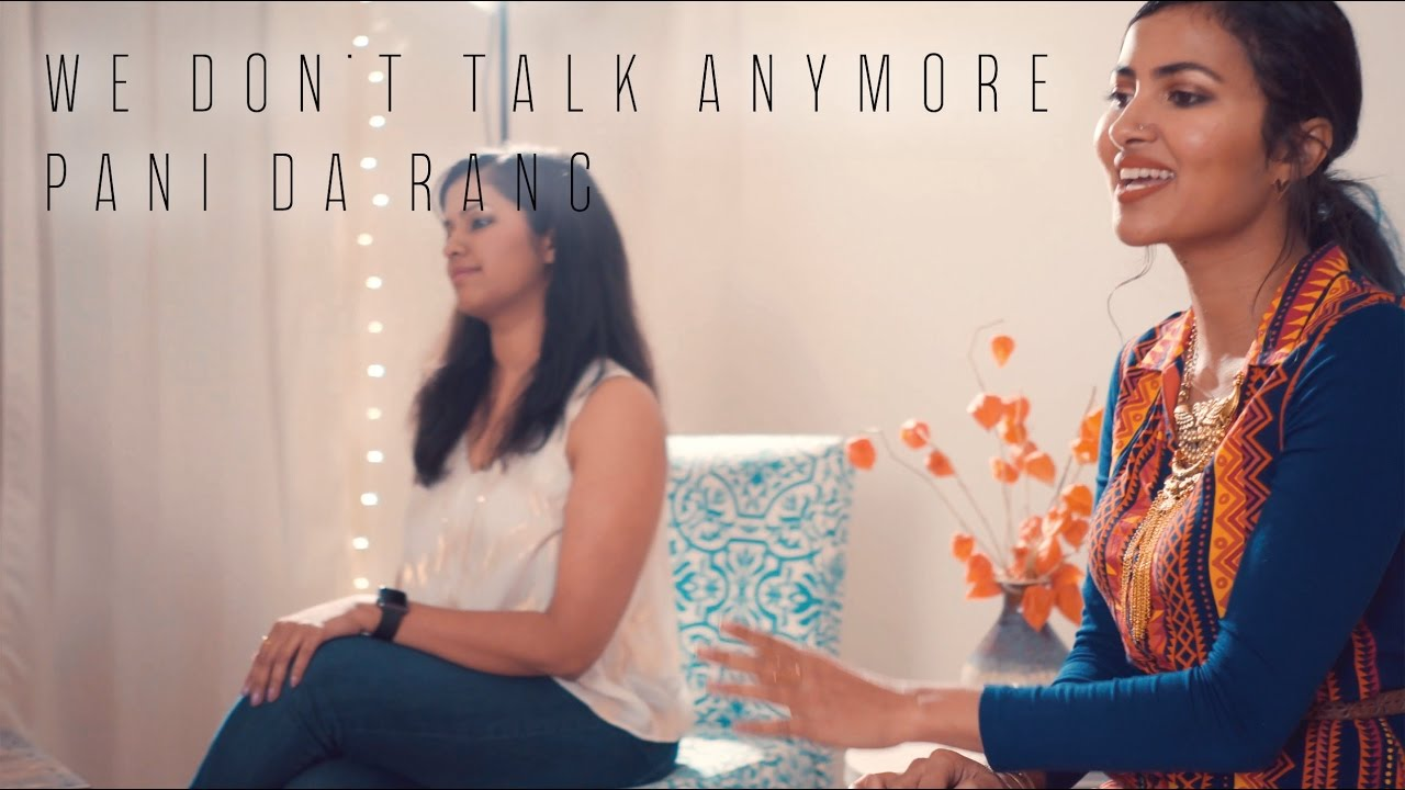 We Don't Talk Anymore Lyrics - Saili Oak, Vidya Vox