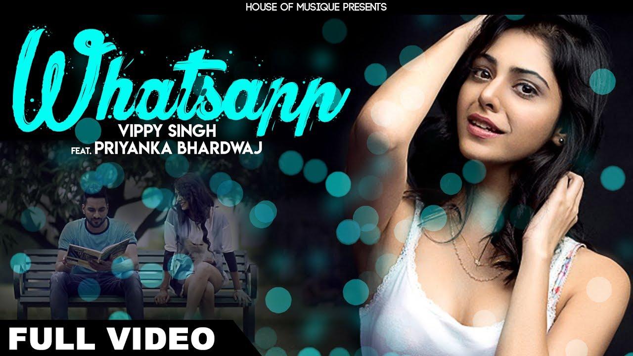 Whatsapp (Title) Lyrics - Vippy Singh
