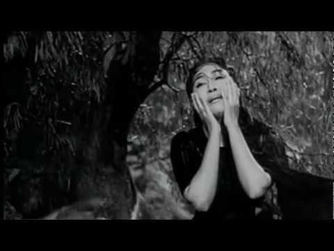 Wo Dekho Jalaa Ghar Kisi Ka Lyrics - Lata Mangeshkar