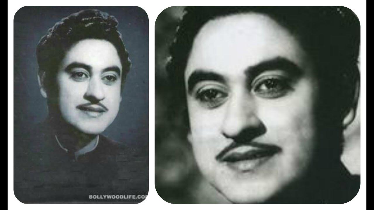 Woh Meri Taraf Yun Chale Lyrics - Kishore Kumar