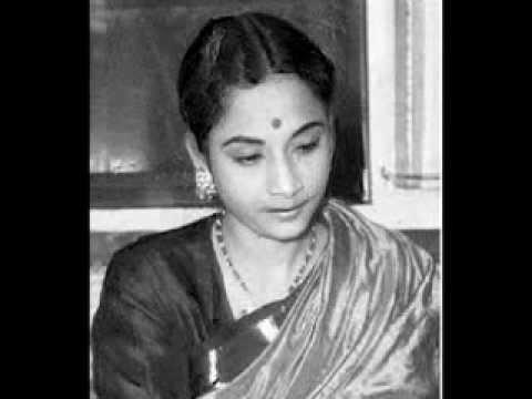 Ya Rab Hamaari Aah Mein Lyrics - Geeta Ghosh Roy Chowdhuri (Geeta Dutt)