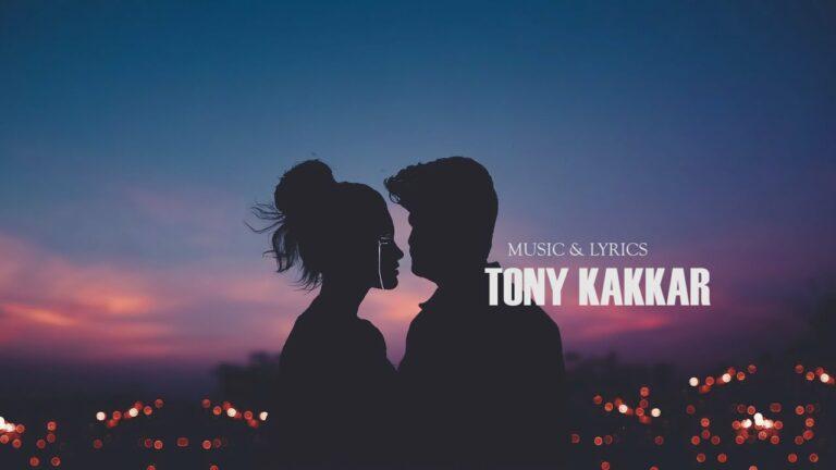 Yaad Aayega (Title) Lyrics - Tony Kakkar