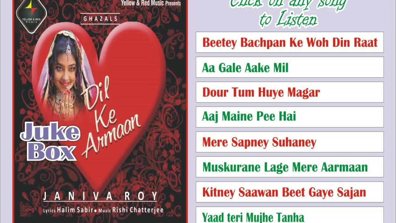 Yaad Teri Mujhe Tanha Lyrics - Janiva Roy