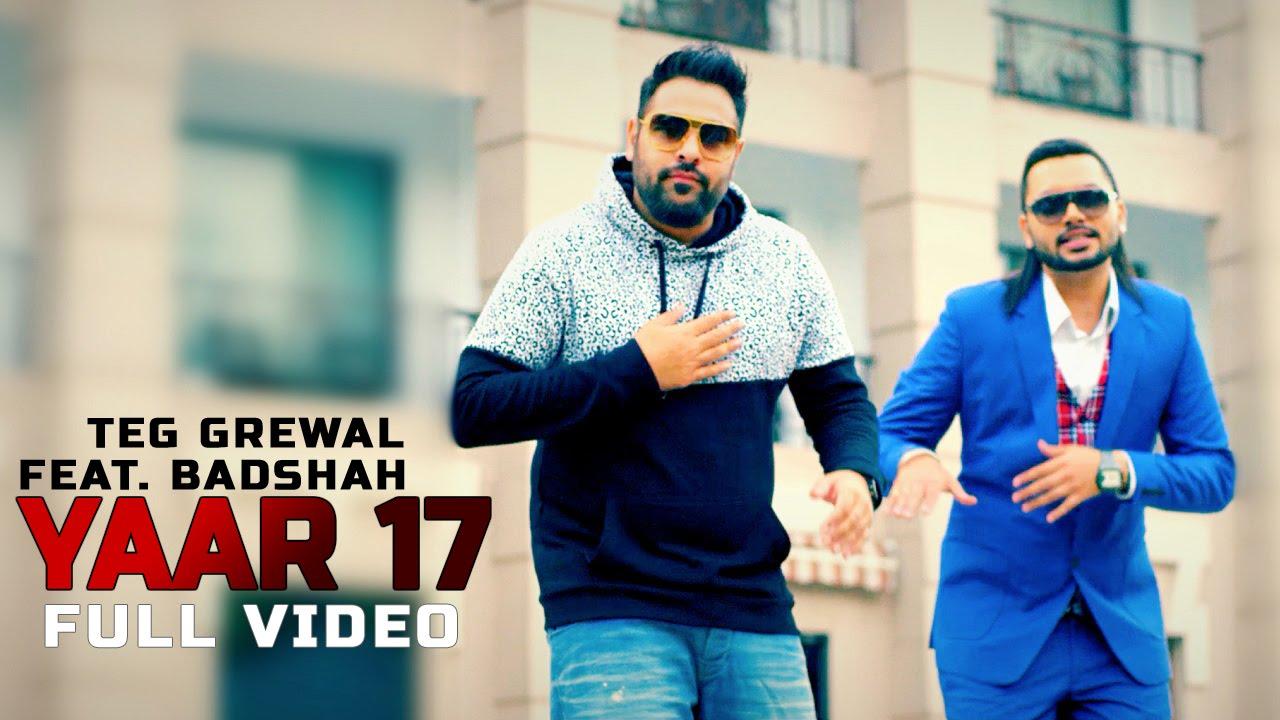 Yaar 17 (Title) Lyrics - Badshah, Teg Grewal