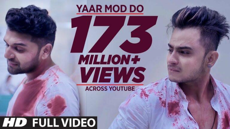 Yaar Mod Do (Title) Lyrics - Guru Randhawa, Millind Gaba (MG)
