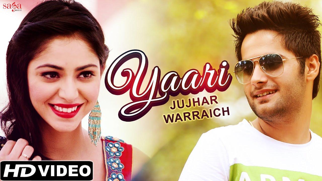 Yaari (Title) Lyrics - Jujhar Warraich