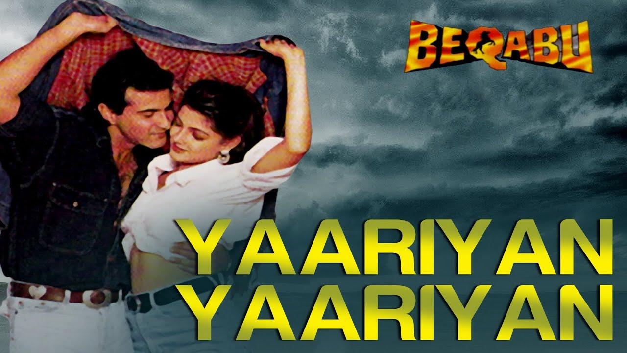 Yariyaan Yariyaan Lyrics - Alka Yagnik, Udit Narayan