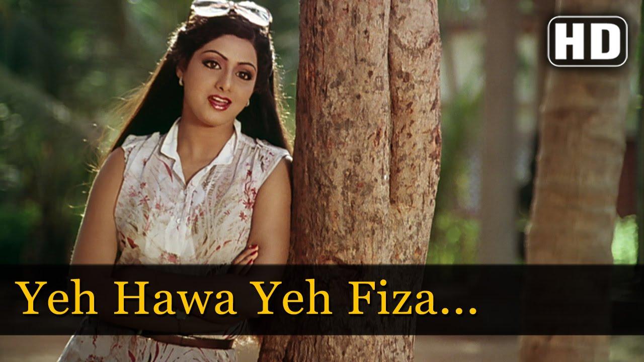 Ye Hawa Ye Fiza Diwano Lyrics - Asha Bhosle, Suresh Wadkar