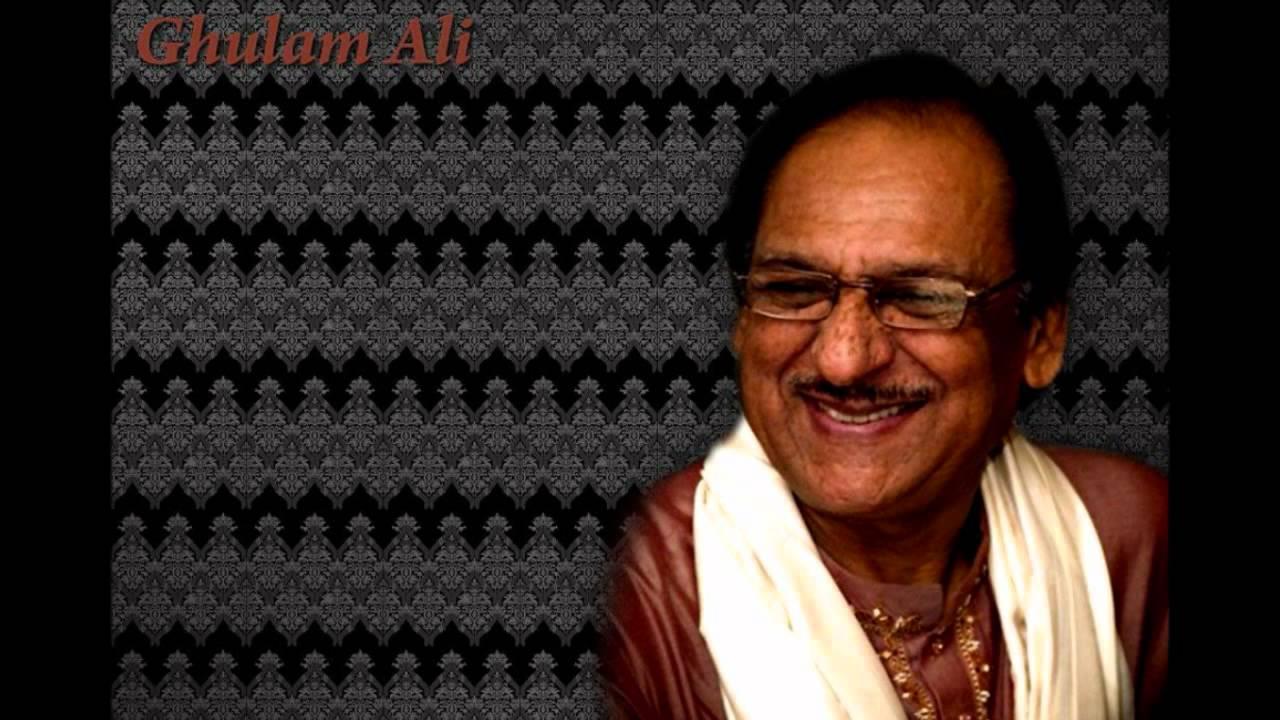 Ye Kya Ke Sab Se Bayan Lyrics - Ustad Ghulam Ali