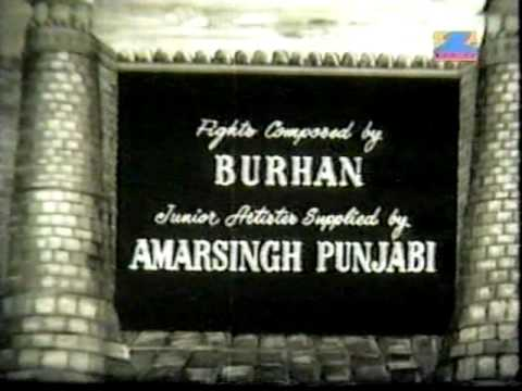 Ye Sangram Anokha Tha Lyrics - Prabodh Chandra Dey (Manna Dey)