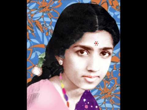 Yeh Meri Chalti Lyrics - Lata Mangeshkar