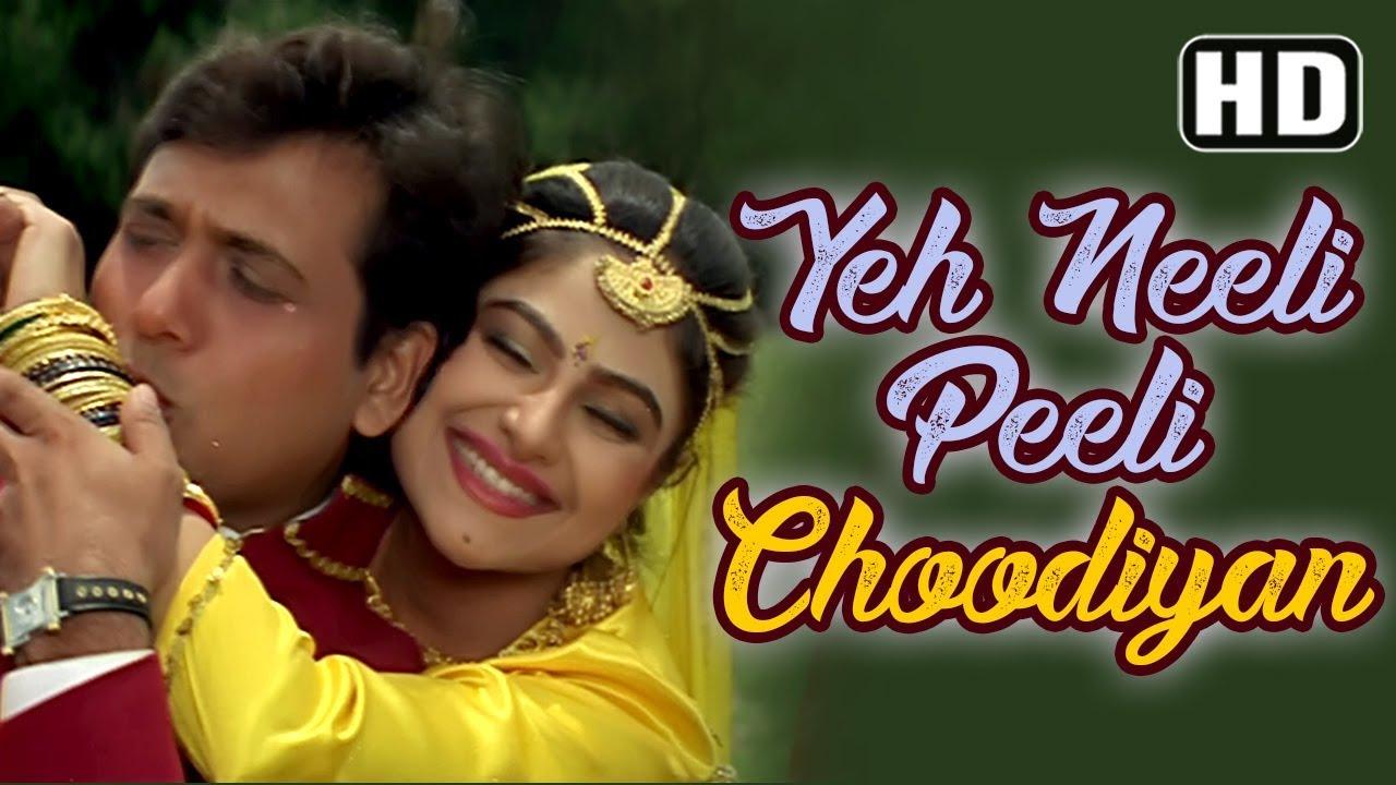 Yeh Neeli Peeli Choodiyan Lyrics - Alka Yagnik, Udit Narayan