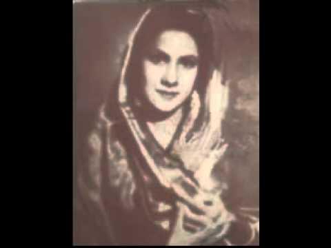 Yeh Thandi Hawayen Lyrics - Khursheed Bano, Vasanti