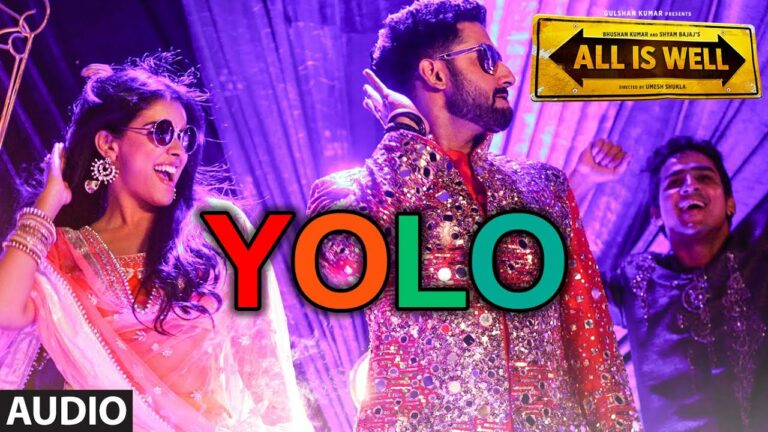 Yolo Lyrics - Sreerama Chandra Mynampati