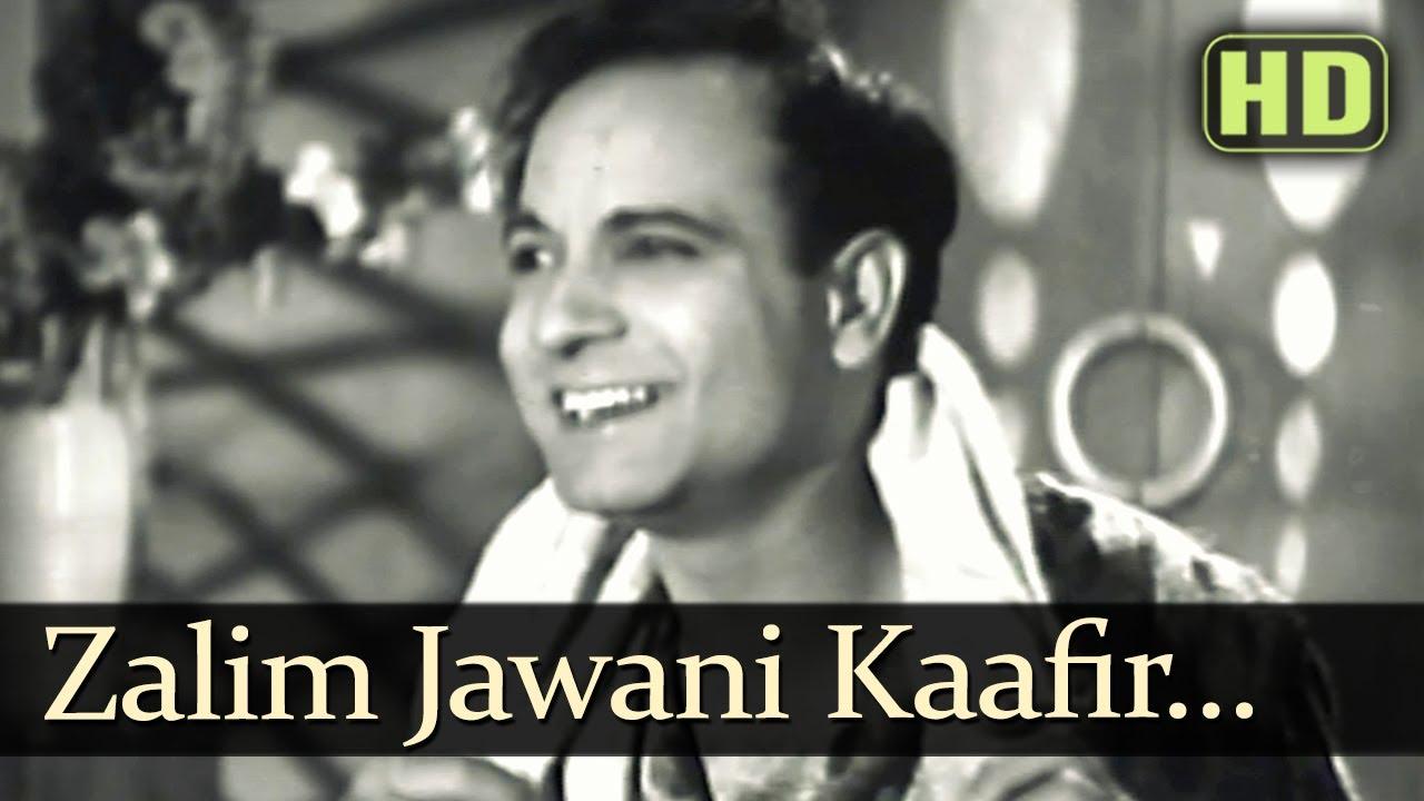 Zaalim Jawani Haye Zaalim Lyrics