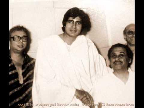 Zamane Mein Koi Hamara Nahi Lyrics - Kishore Kumar