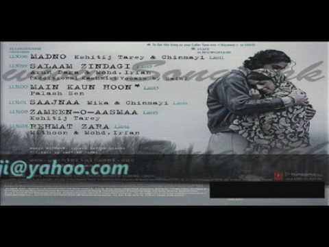 Zameen O Aasmaan Lyrics - Kshitij Tarey