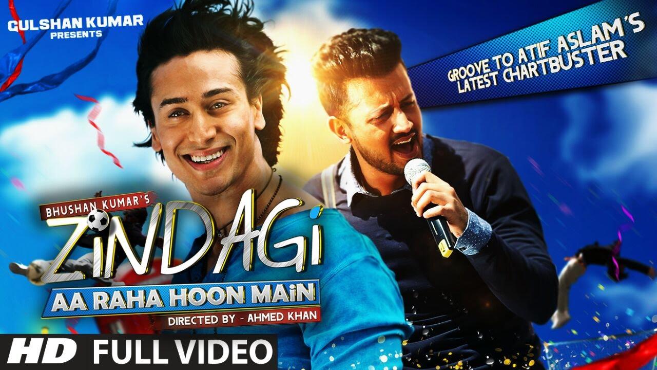 Zindagi Aa Raha Hoon Main (Title) Lyrics - Atif Aslam