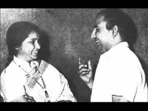 Zindagi Bhar Yahi Ikrar Kiye Lyrics - Asha Bhosle, Mohammed Rafi