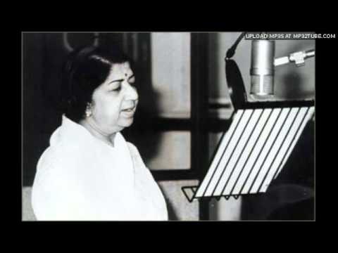 Zindagi Kaise Kategi Lyrics - Lata Mangeshkar