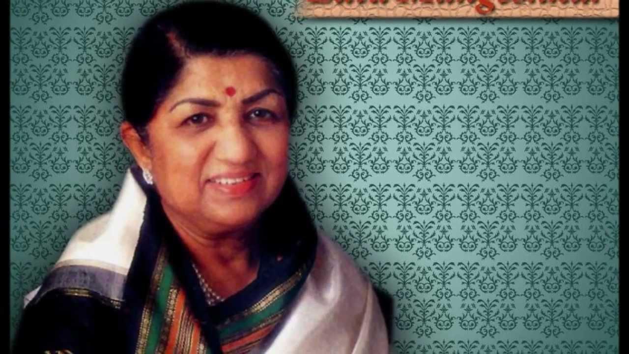 Zindagi Ki Roshni Lyrics - Lata Mangeshkar
